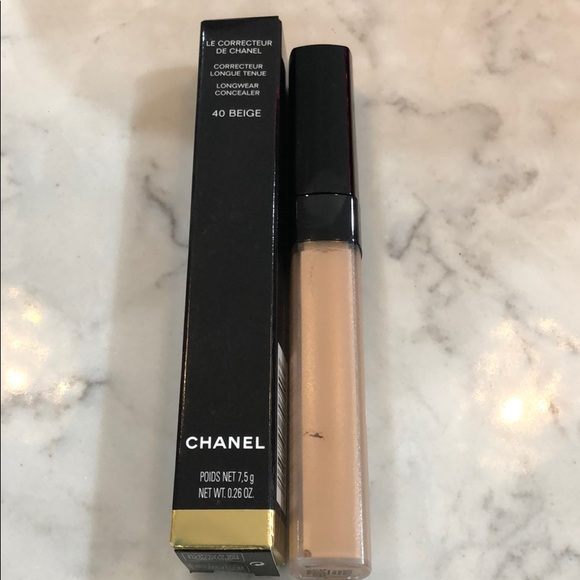 CHANEL Other - Chanel longwear Concealer new Authentic